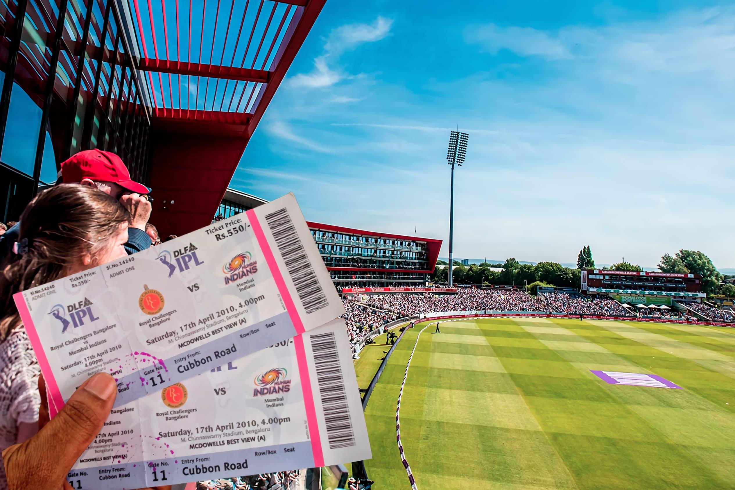 IPL tickets 2021