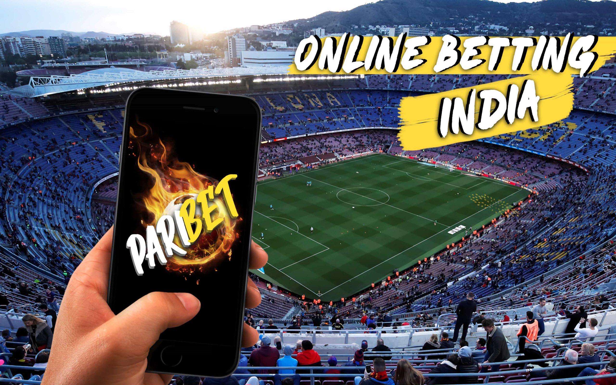 Online betting India with Paribet