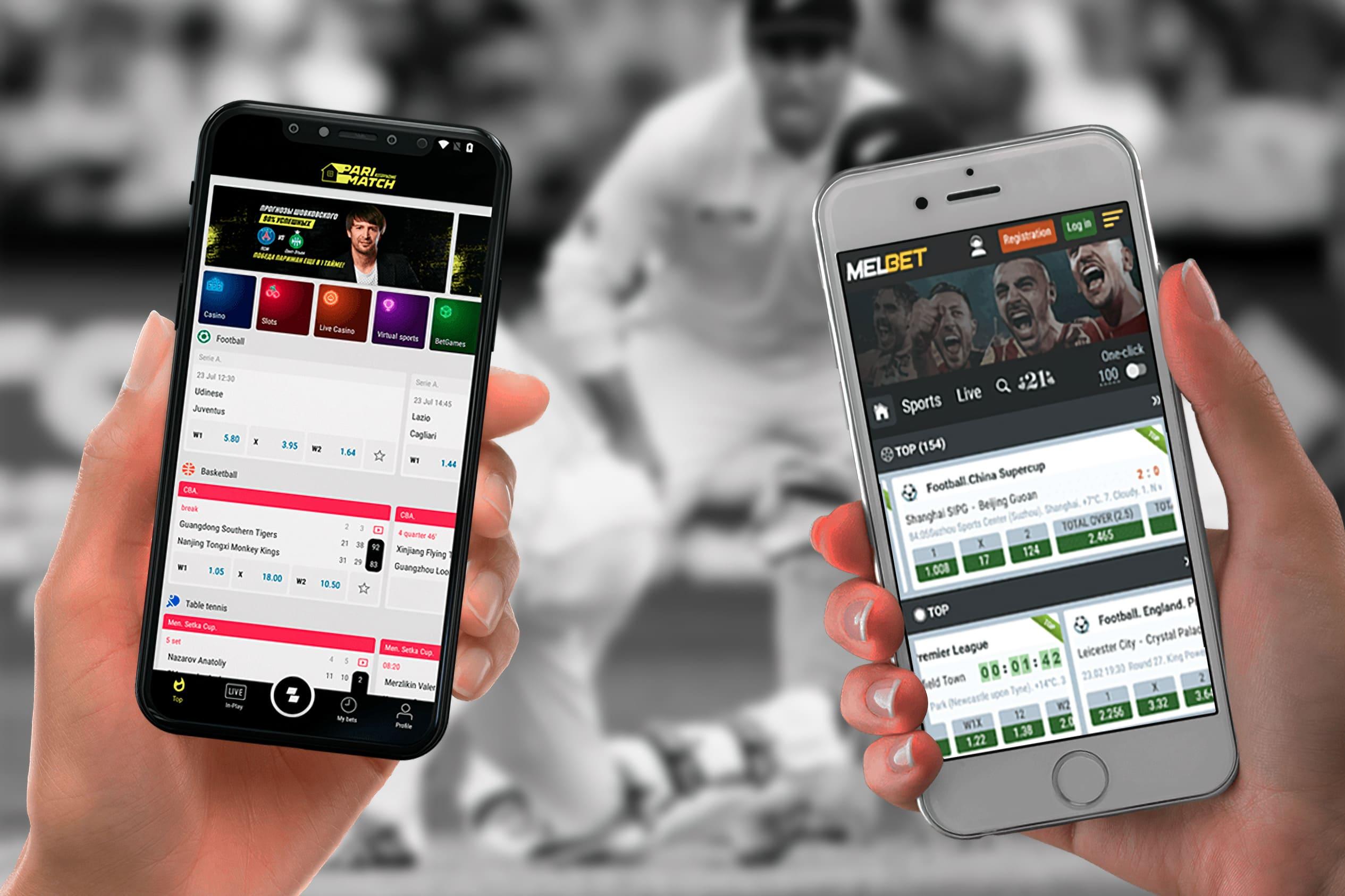 Best Betting app