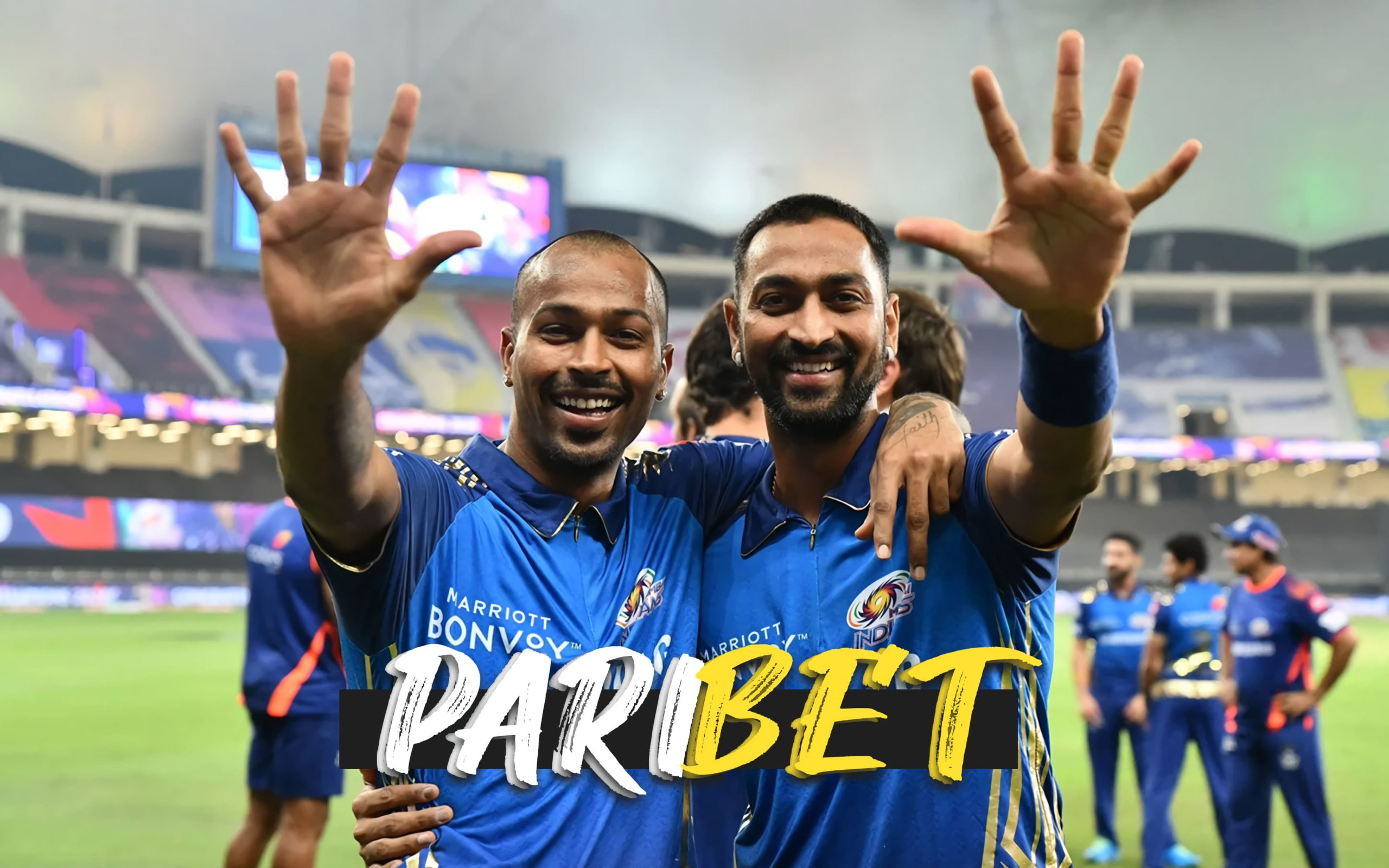 Paribet online betting india guade