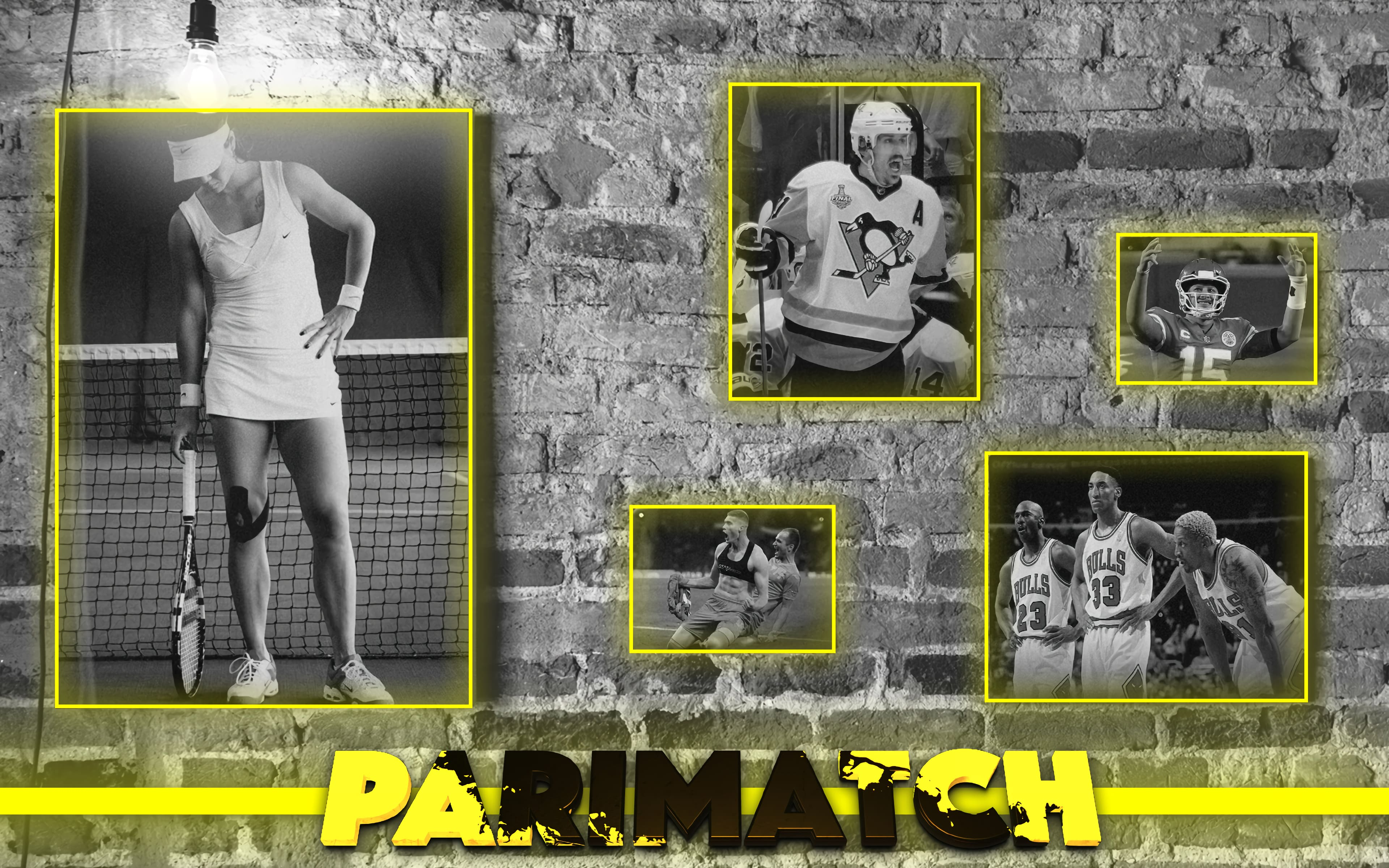 Sports betting with Parimatch