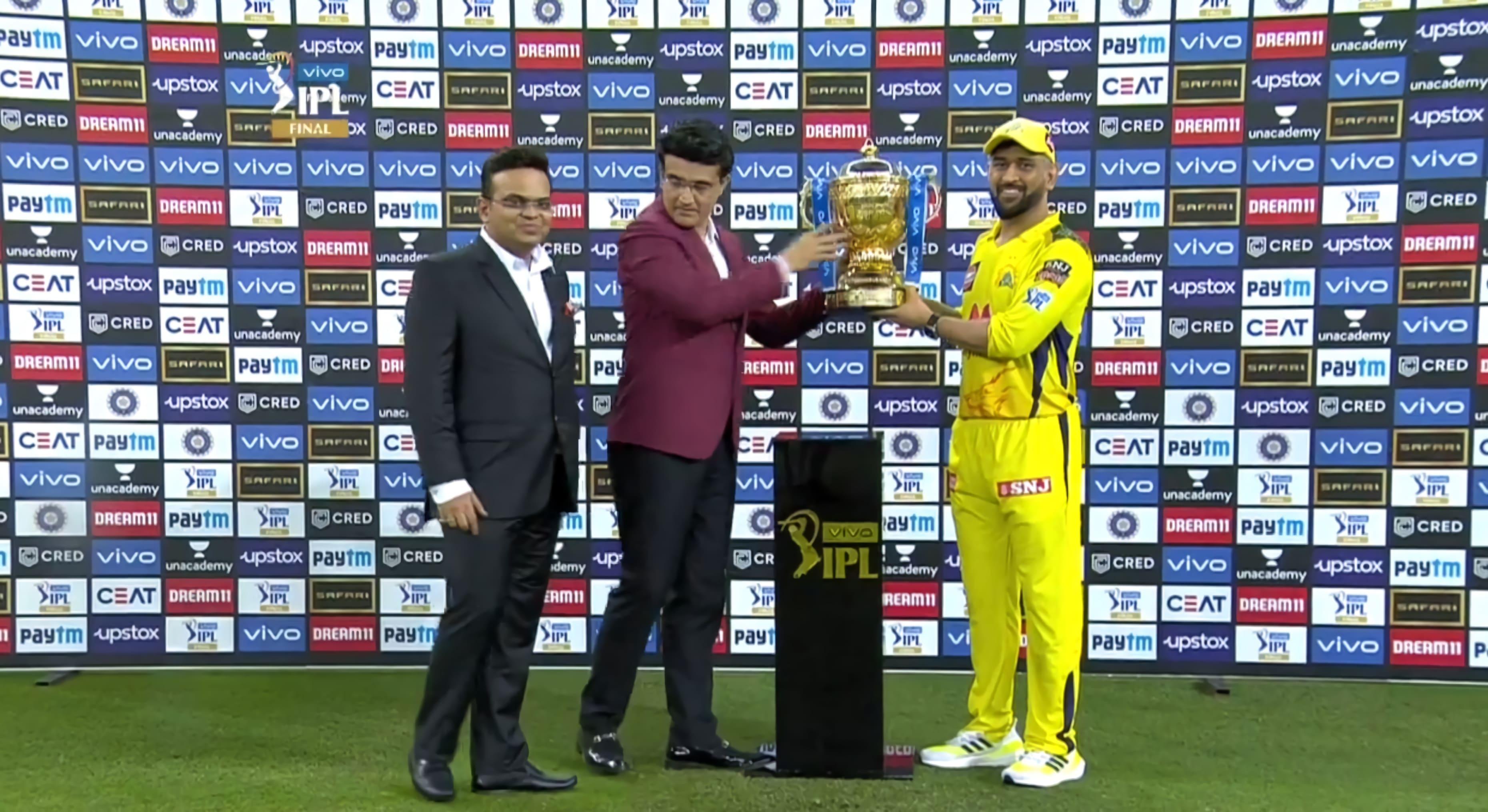 Chennai winner 2021